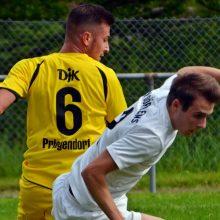Trotz eines 4:1 in Priegendorf: Ausgang des Abstiegskampfes weiter offen
