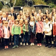 Jahresausflug 2014 im Nürnberger Zoo