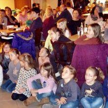 Weihnachtsfeier der Tanzsportabteilung