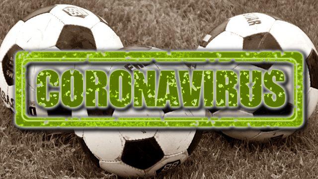 Coronavirus legt Amateur- und Juniorenspielbetrieb lahm