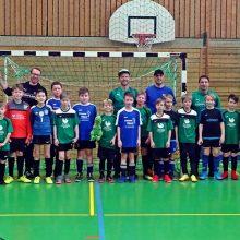"""Ein voller Erfolg: Das E-Jugend-Camp """"Fußball und mehr"""" des SV Dörfleins"""