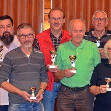 Kegler und Eisstockschützen kürten die Sieger 2019
