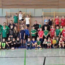 """Rund 100 Kinder wurden zu """"SVD-Warriors"""""""