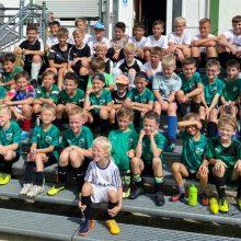 Fußballcamp für F- bis D-Junioren