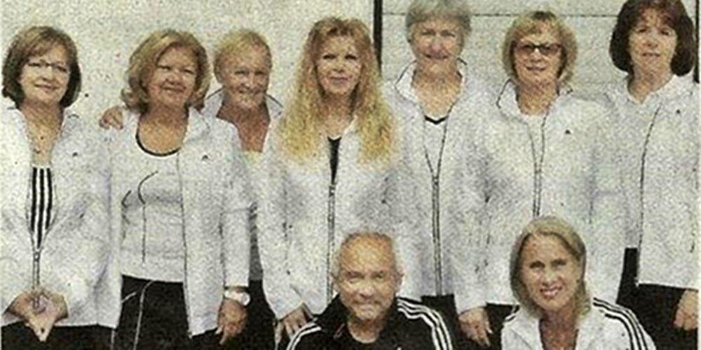 Tennis-Damen 50 sind zurück in der Bezirksliga