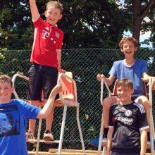 U14 feiert ersten Saisonsieg gegen Trunstadt
