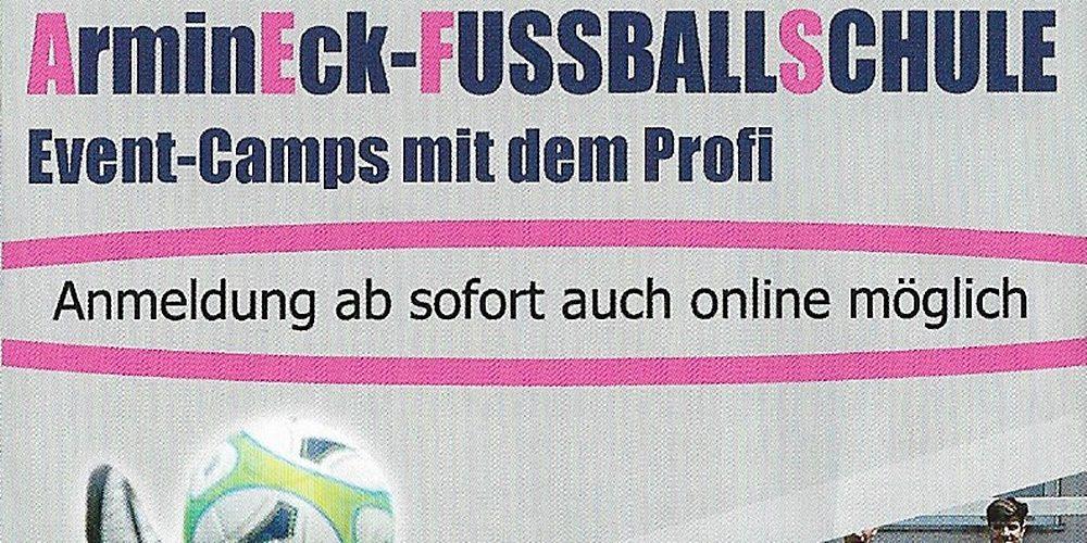 Ex-Bayern-Profi Armin Eck kommt mit Junior-Camp nach Dörfleins