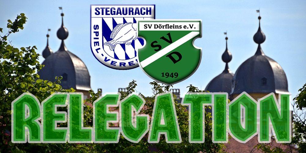 Relegation 2017: SV Dörfleins trifft am Freitag auf Stegaurach