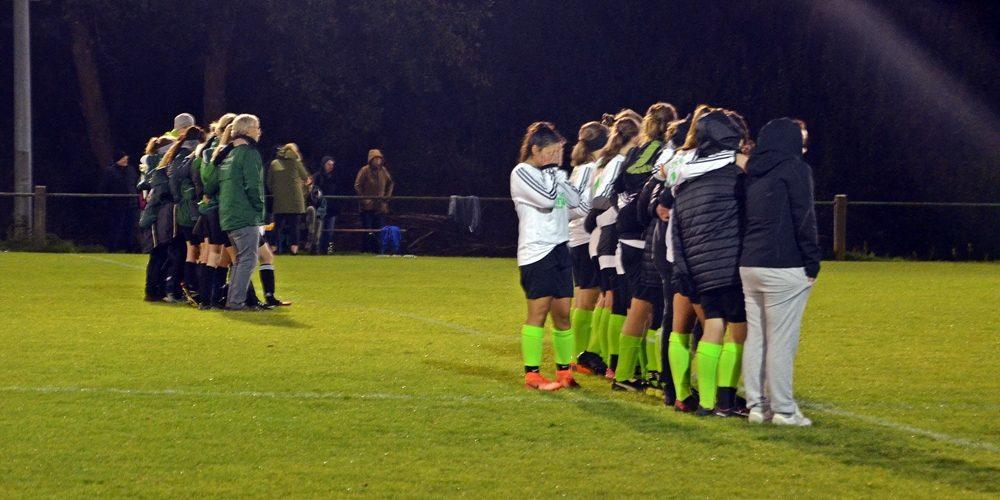 SVD-Damen werfen Baunach im Elfmeterschießen aus dem Pokal