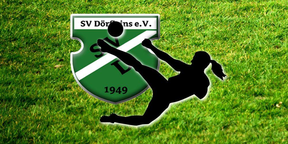 SV Dörfleins sucht Fußballerinnen für eine Damenmannschaft