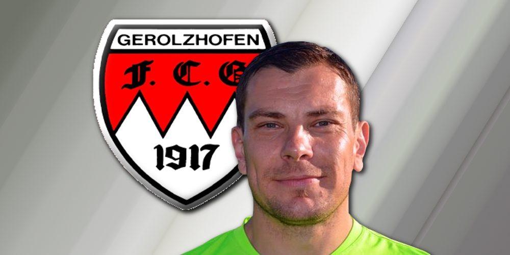 Jörg Bergmann wechselt zum FC Gerolzhofen