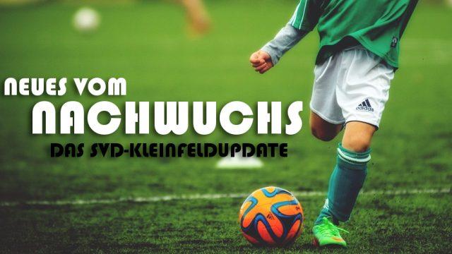 Jüngste SVD-Kicker legten wieder los