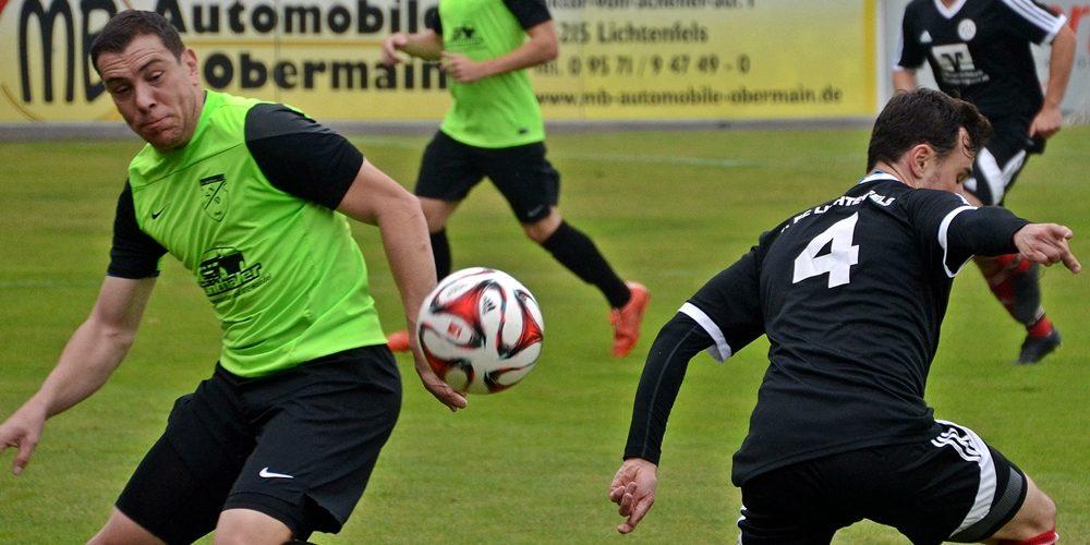Hochklassiges Kampfspiel in Lichtenfels endet Remis