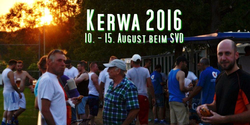 Bühne frei für die Dörfleinser Kirchweih 2016