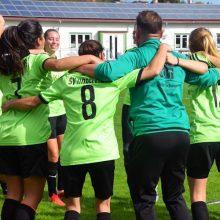 SVD-Damen stehen im Pokalfinale