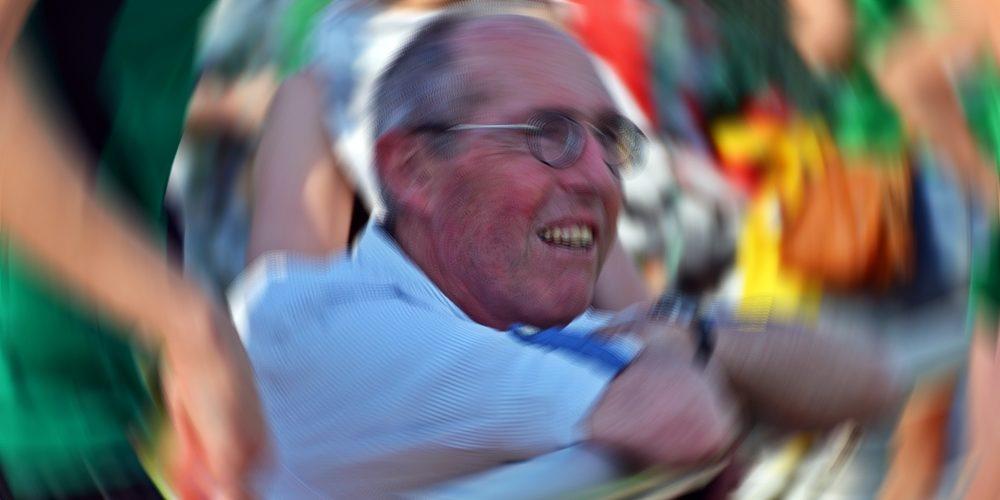 Rolf Lamprecht legt Traineramt nieder