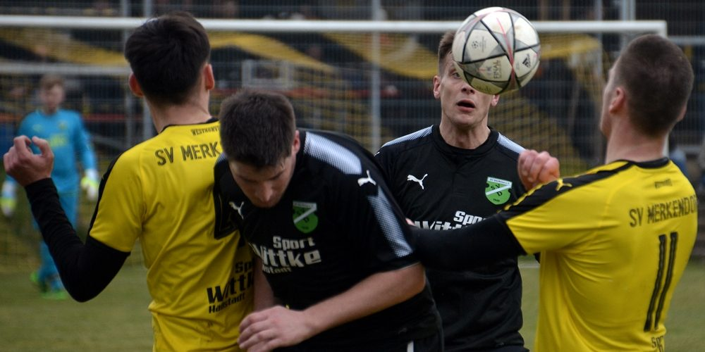 Sieg in Merkendorf binnen fünf Minuten verspielt