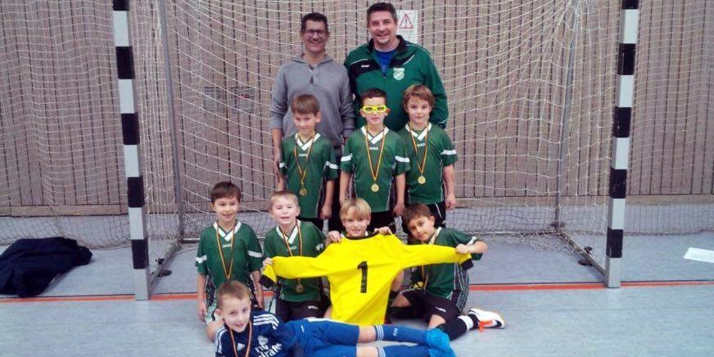 F1-Jugend gewinnt 4. Göller-Coala-Cup
