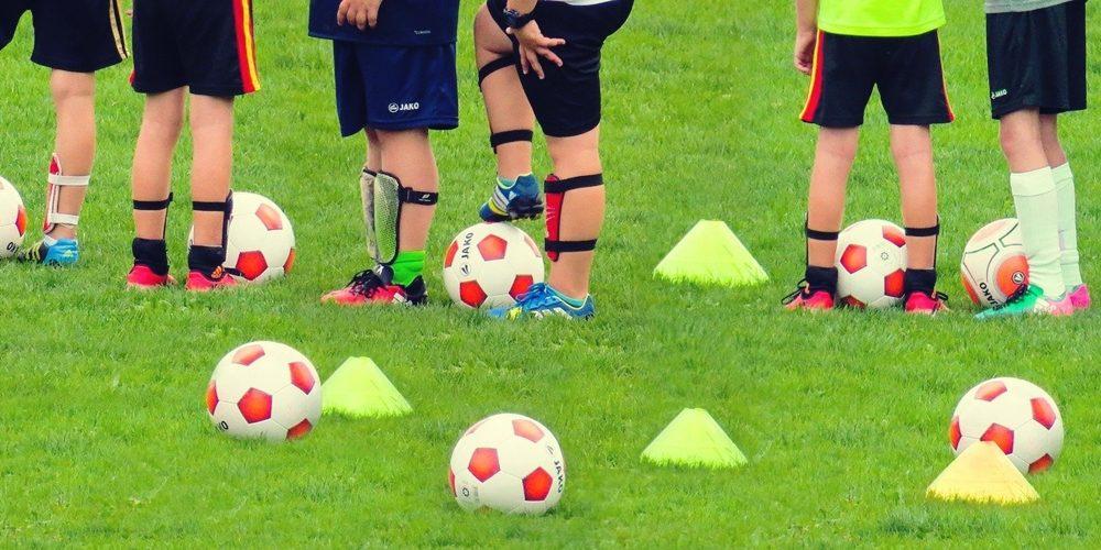 Erstes Fußball5-Festival Oberfrankens in Dörfleins