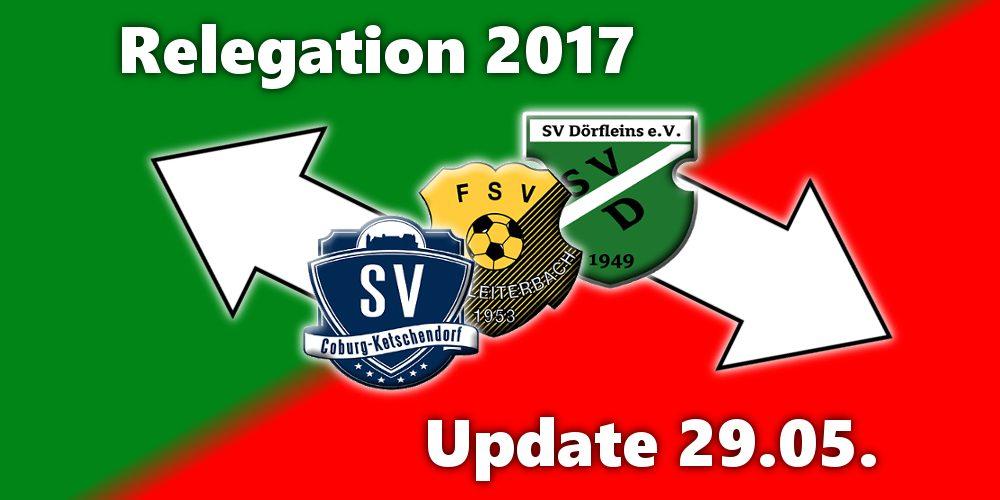 Relegation 2017: Der SV Dörfleins benötigt noch zwei weitere Siege
