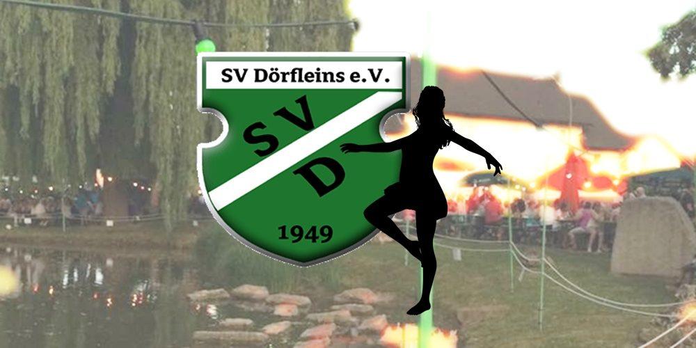 SVD-Tänzerinnen tanzen am Weiherfest