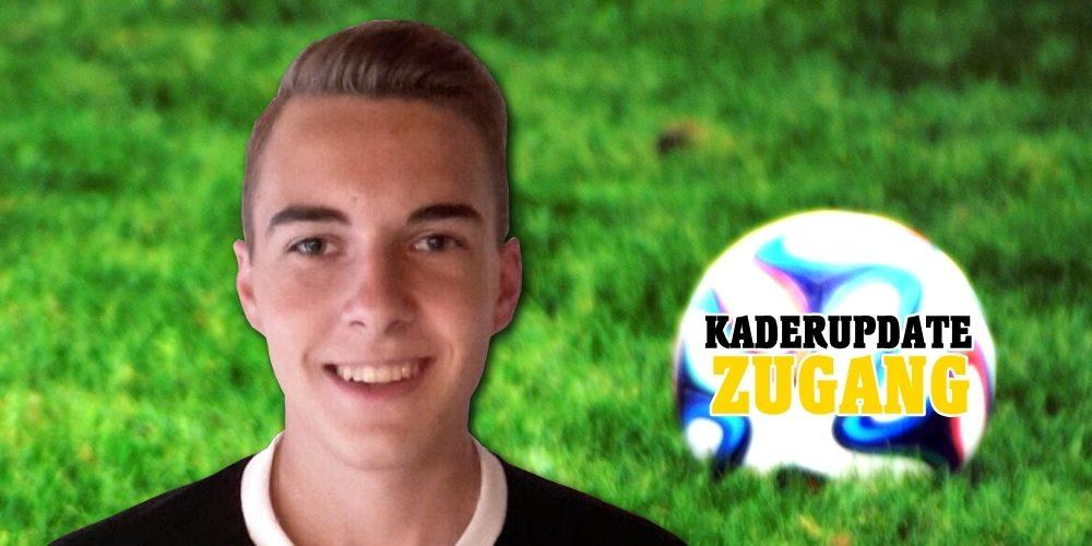 Transfer-Update: Eigengewächs Konstantin Bittel stößt zum Kader