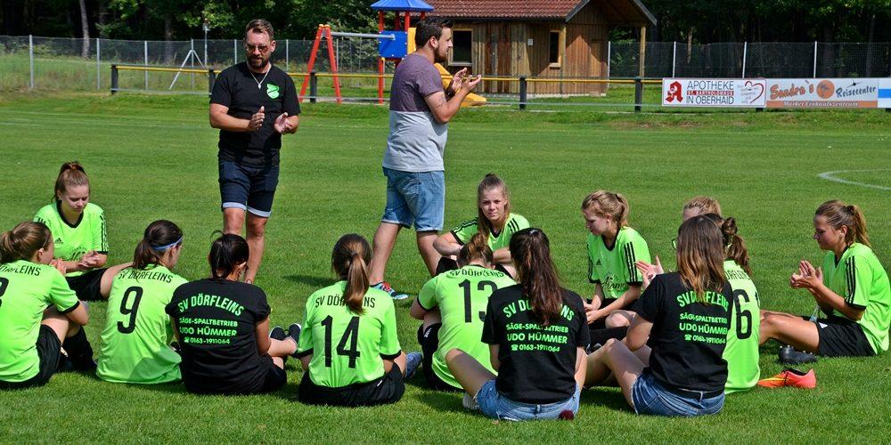 Damenmannschaft startet gelassen in die erste Saison