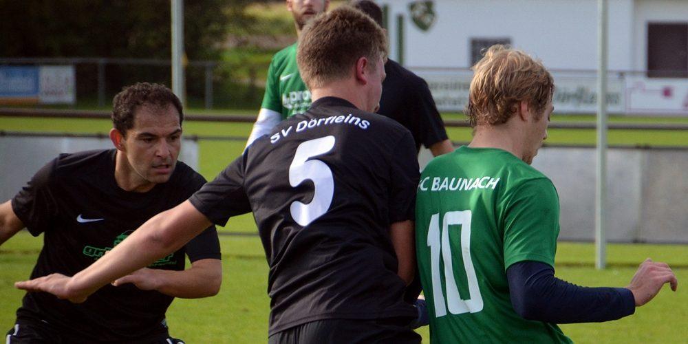Kurzweilige Nullnummer gegen FC Baunach