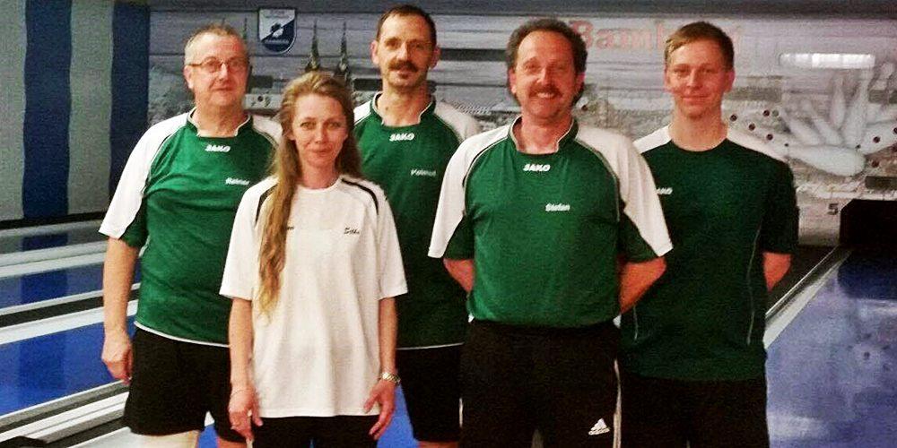 Dörfleinser Kegler bejubeln zweiten Pokalsieg der Vereinsgeschichte