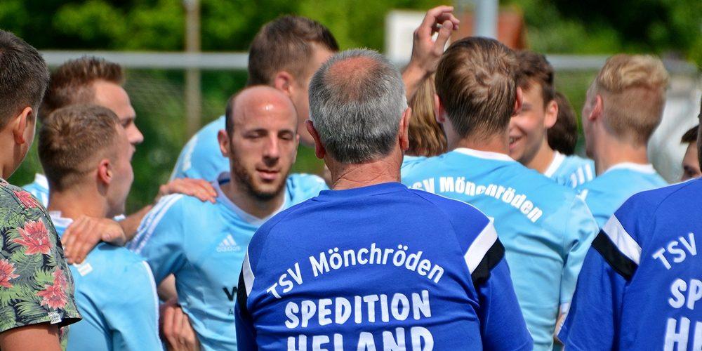 TSV Mönchröden feiert Vizemeisterschaft in Dörfleins