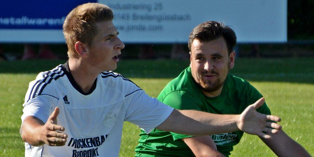 Späte Tore, aber kein Sieger: Stadtderby endet unentschieden