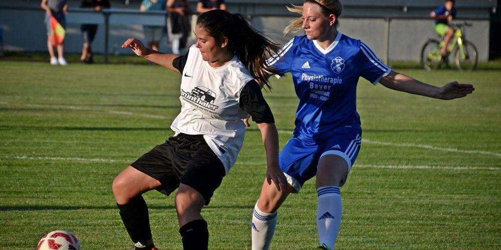 Gelungene Premiere für die Fußballfrauen
