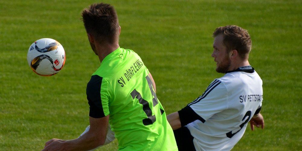 Matchwinner Markewitz beschert Dörfleins den fünften Sieg in Folge