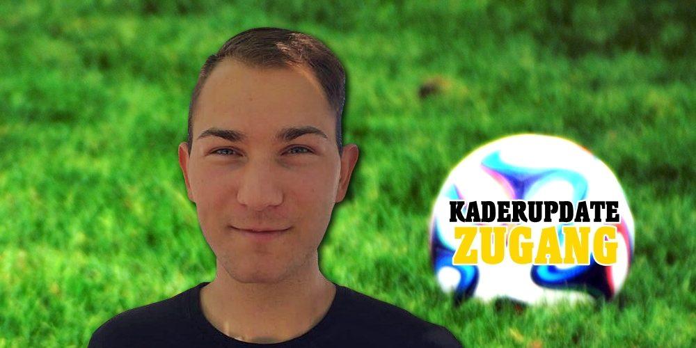 Transfer-Update: Moritz Kaufer soll den Kasten sauber halten